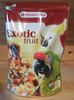 Exotic Fruit Mix, Papagei- 600 g