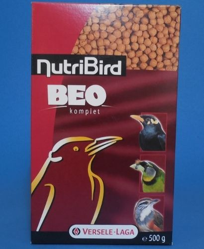 Nutribird Beoperlen- 500 g